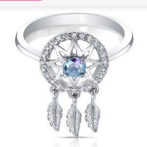 Fragrant Jewels Dreamcatcher ring Size 6